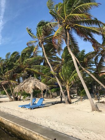 White Sands Cove is perfect for beauty and relaxation