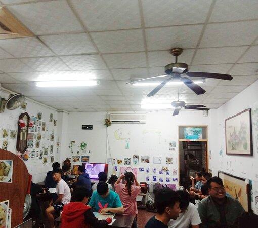 嘉義中埔後庄美食,泰式麻辣麵店,嘉義市軍輝路25號
