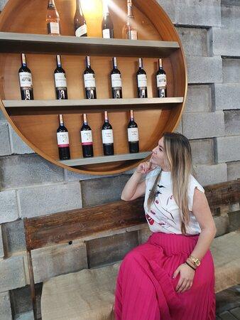 Zaruma, Ecuador: Vinos