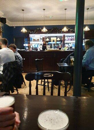 The Denbigh Castle Pub in Liverpool Buisness District.