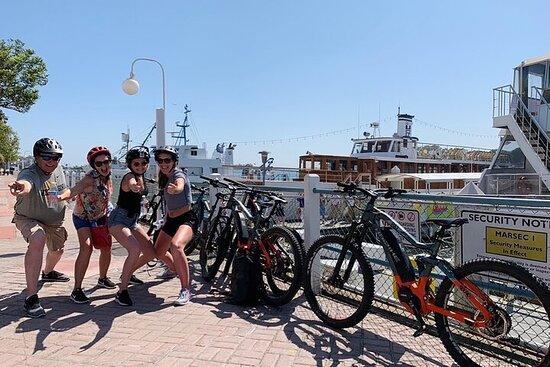 Marina Del Rey to Hermosa Beach Electric Mountain Bike Tour