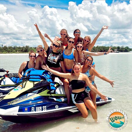 They said they had the best time! 💥💥💥  (239) 888-2488