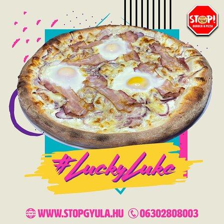 """Lucky Luke"" Pizza"