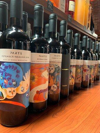 7 Arts winery