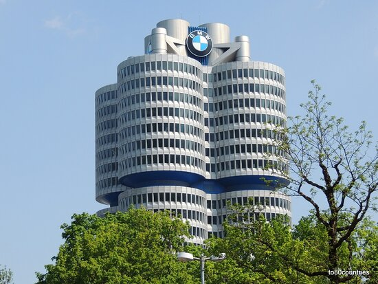 BMW-Vierzylinder München