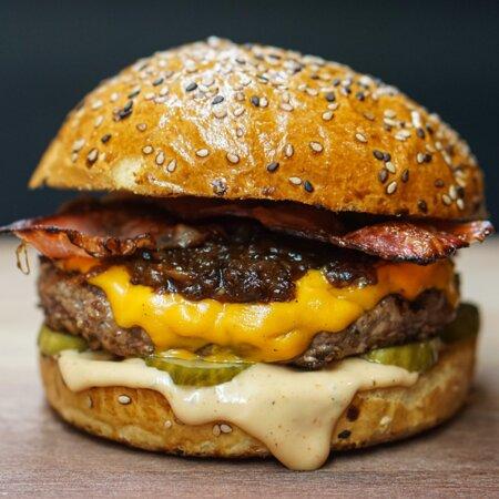 burger snack