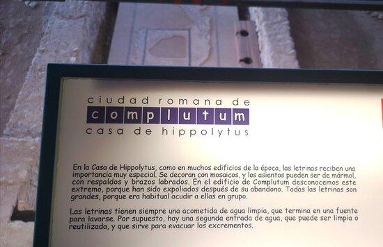 Casa de Hippolytus. Alcalá de Henares