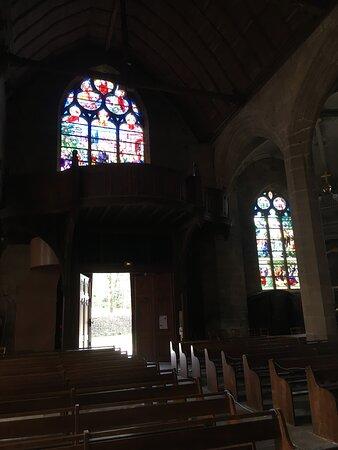 Eglise Saint-Sulpice de Fougères