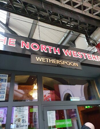 The North Western Pub in St George's Quarter