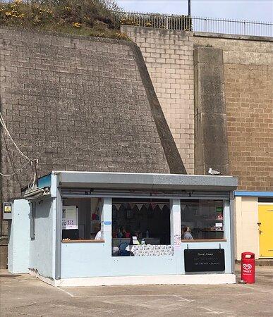 Louisa Bay Café, Broadstairs