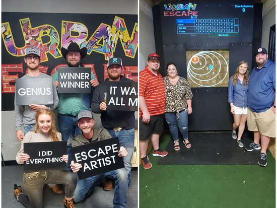 Urban Escape Rooms