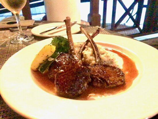 Some food is amazing; some is awful. This was amazing lamb