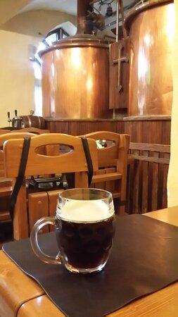 """Главная """"тема"""" заведения - это, конечно, пиво!"""