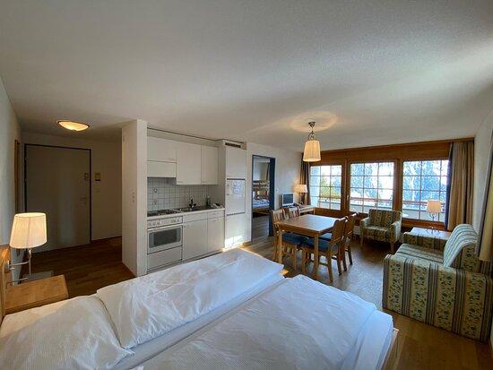 Davos Wiesen, Thụy Sỹ: Zweizimmer-Apartment Superior