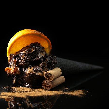 Magic moment's  cioccolato arancia cannella  vegan ok