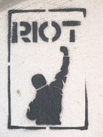 """PHOTO TAGS : PATRAS,GREECE,EUROPE, STREET ART,NO PEOPLE  """"The founders of religions are distinguished from those other great deceivers by the fact that they do not come out of this condition of self-deception.""""  Friedrich Nietzsche  (Rocken, Saxony,1844 """"A.D."""" - Weimar 1900 """"A.D."""")"""