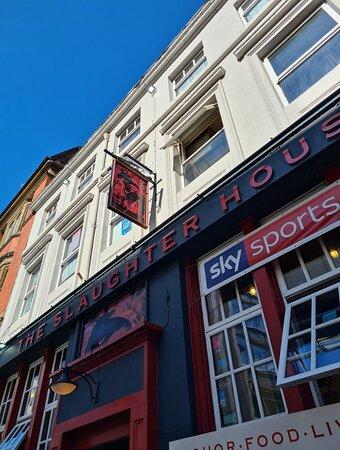 The Slaughterhouse Pub