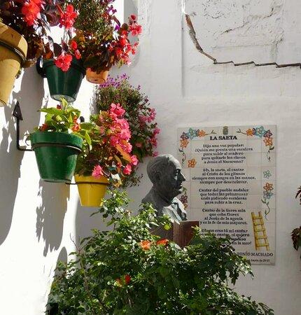 Rincon De La Saeta Homenaje A Antonio Machado