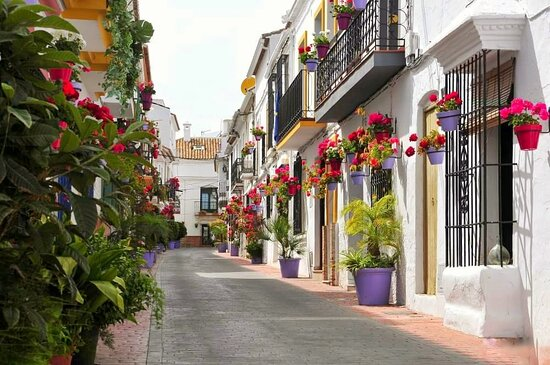 The charm of Estepona Town