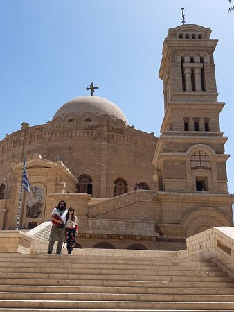 Christian Cairo with Egypt tours for you
