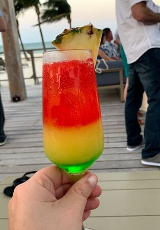Don't know what this drink is called...but it's AWESOME!