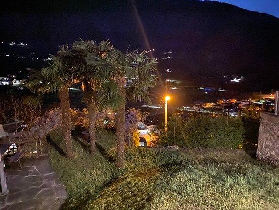 Schöne Lage oberhalb Malvaglia