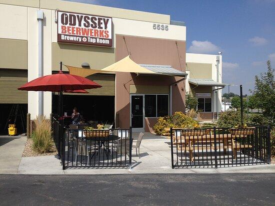 Odyssey Beerwerks