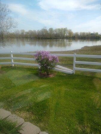 Mitchell, IL: From the hot tub gazebo
