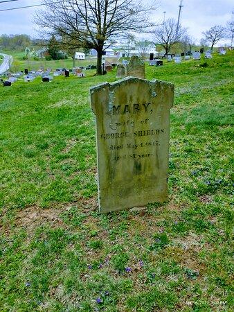 old  tombstones