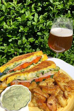 Pranzo sano e sfizioso a Casale sul Sile... Al Tinello Sile Bistrot trovi sempre piatti con verdure di stagione fresche di giornata!
