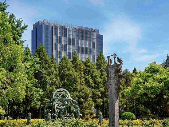 Sofitel Beijing Central, hôtels à Pékin