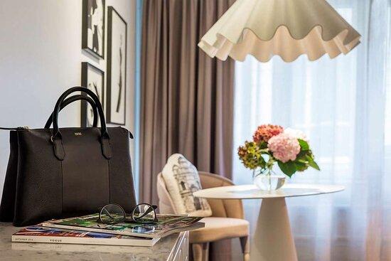 Vogue design Standard Room measuring 30 sqm