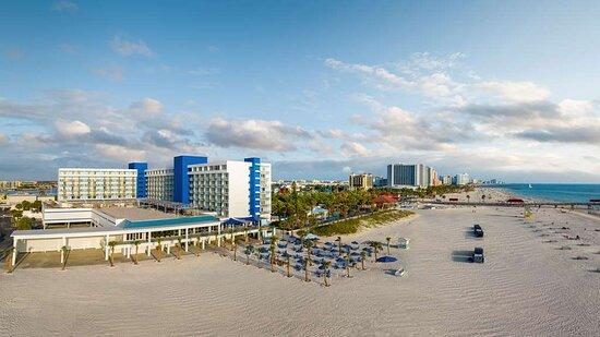 Hilton Clearwater Beach Resort & Spa, hoteles en Clearwater