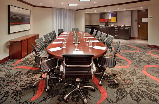 Boardroom perfect for Executive meetings