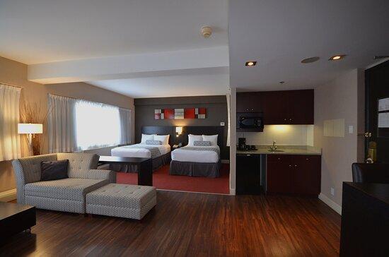 Junior Suite 2 Double Beds