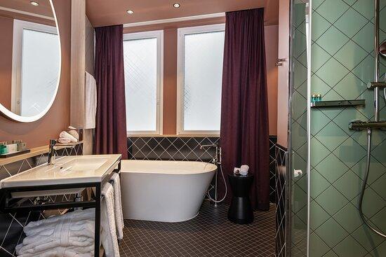 Sorell Hotel St Peter GDeluxe Room BW