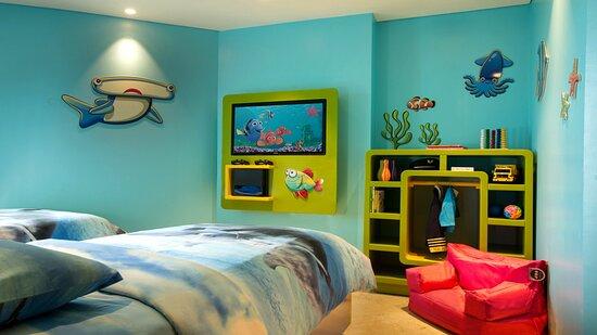Kids Room at Tanjung Family Adventure Suite