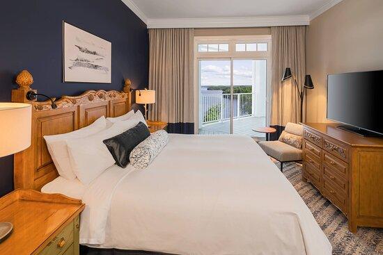 Two-Bedroom Executive Suite - King Bedroom