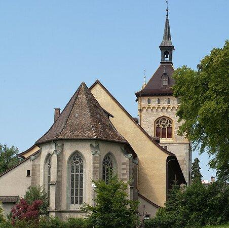 Katholische Kirche St. Martin Arbon