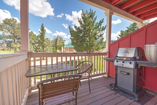 Balcony - Bison Ranch