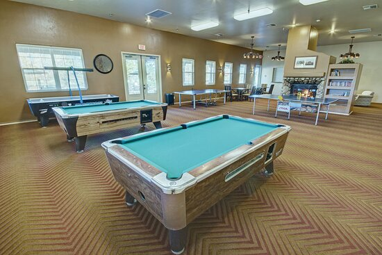Pool Table - Bison Ranch