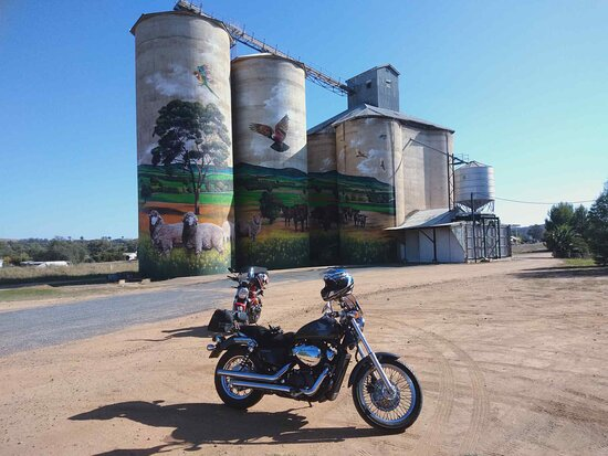 Grenfell Commodities Silos