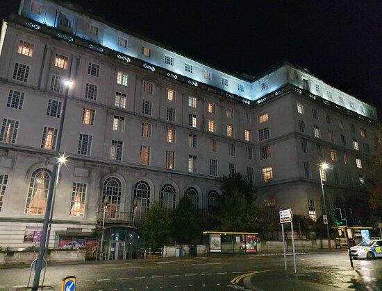 The Adelphi Building