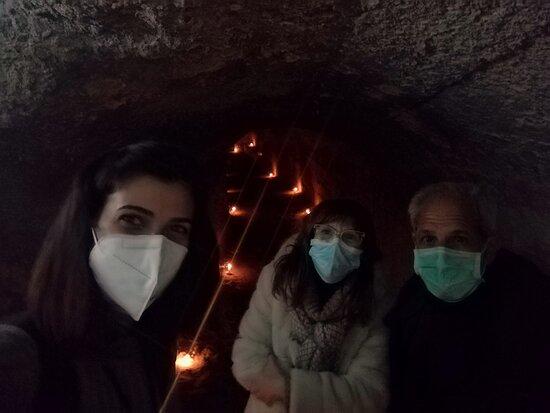 Ảnh về Underground Cagliari tour