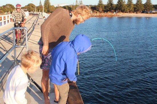 Esperance Jetty Fishing Tours