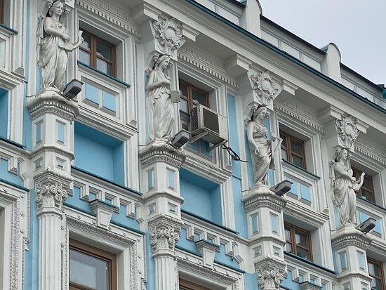 Manor of Rumyantsev-Zadunaiskiy