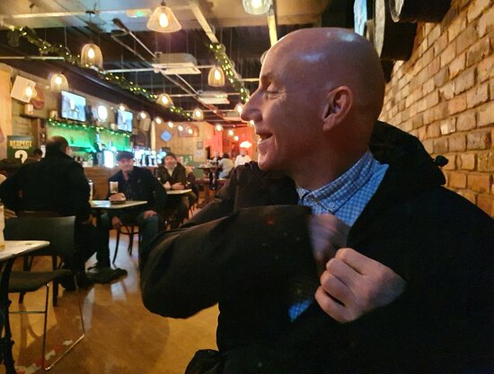 Nelly Foley's Pub along Great Charlotte Street