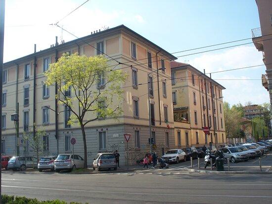 Primo Quartiere Popolare Della Società Umanitaria