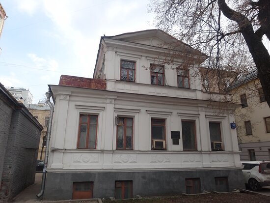 Residential House of  A.V. Ostroumova
