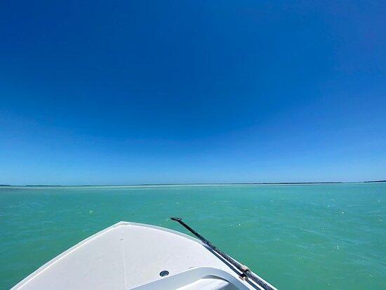 Beautiful waters!